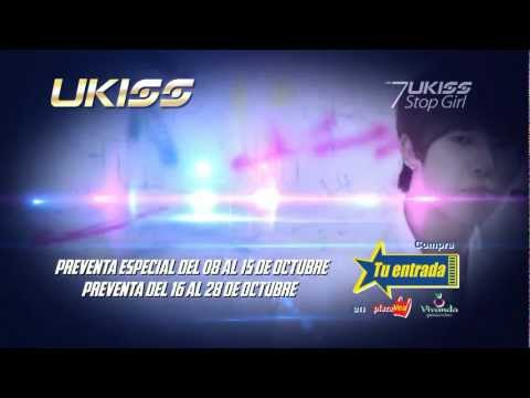 U-kiss en Perú - Take One Producciones Videos De Viajes