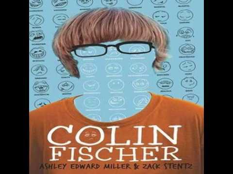 Colin Fischer by Ashley Edward Miller, Zack Stentz p1
