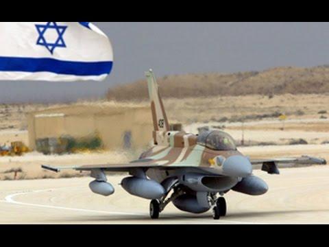 BREAKING: Israeli Warplanes Bomb Syria and Threaten War With Russia