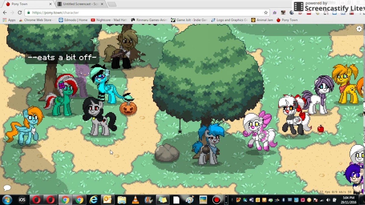This Was Ummm Awkward Ponytown Game Play Part Two Youtube