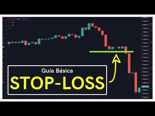 Guía Básica para colocar el Stop-Loss. - Tradingvzla