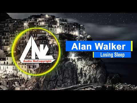 Alan Walker -  Losing Sleep (Official Music Video)