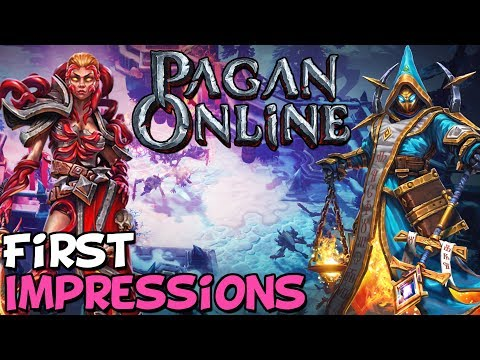 "Pagan Online First Impressions ""Is It Worth Playing?"""