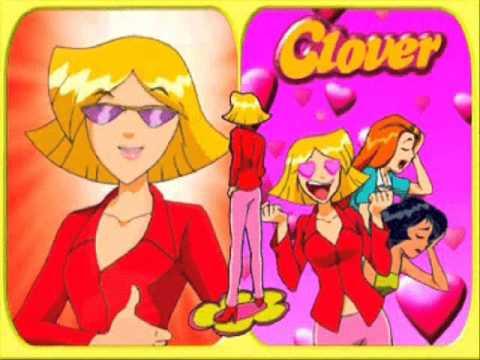 Totally spies sam alex und clover youtube - Clover totally spies ...