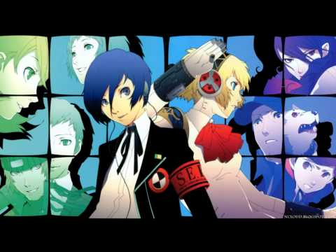 Persona 3: When The Moon's Reaching Out Stars Dual Mix