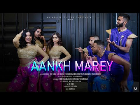 Aankh Mare Ladki Aankh Mare - SIMMBA | NEHA KAKKAR & MIKA SINGH | CHOREOGRAPHY
