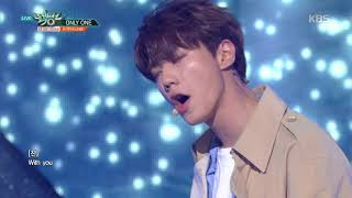 뮤직뱅크 Music Bank - ONLY ONE - 유앤비(UNB).20180413 - Stafaband