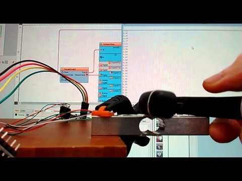 Arduino Nano and Visuino: Measure Weight With HX711 Load Cell