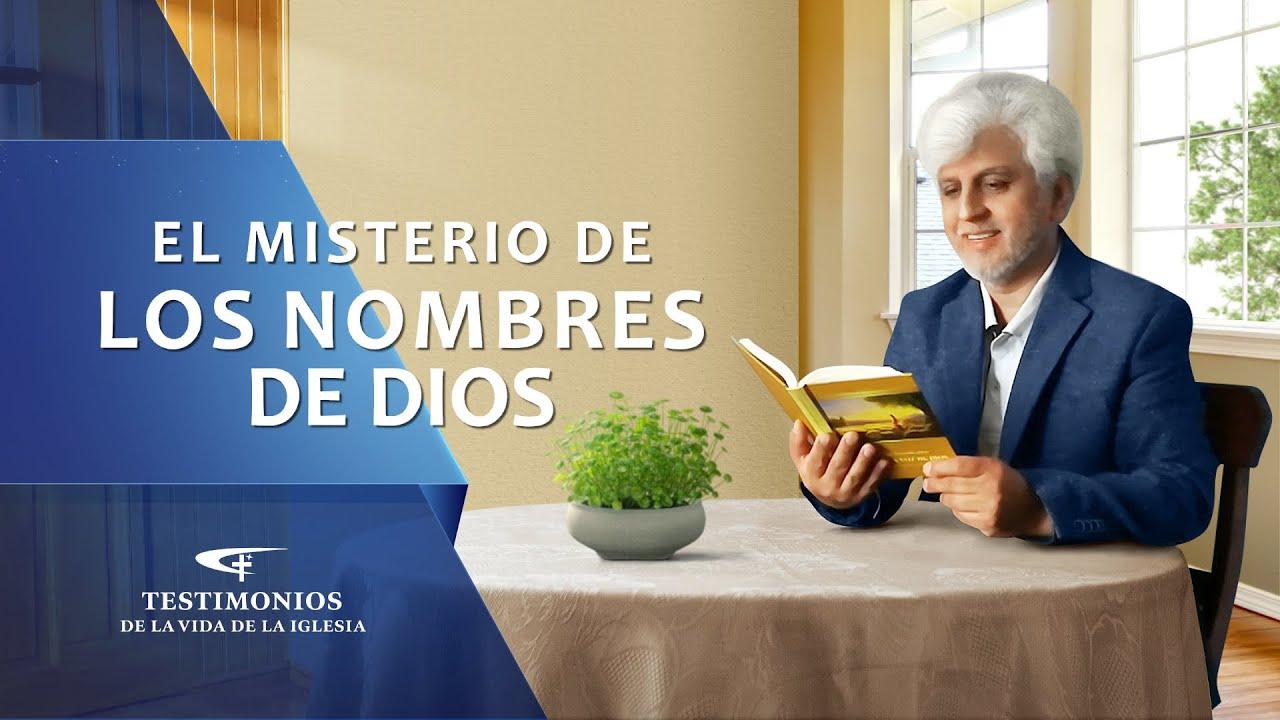 Testimonio cristiano 2021   El misterio de los nombres de Dios