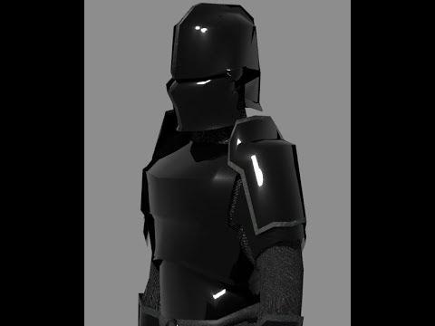 Blender Knight