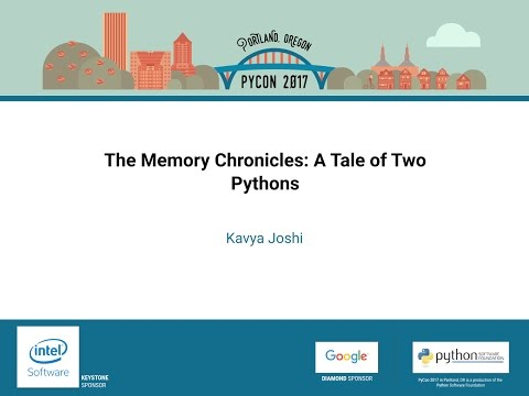 Image from The Memory Chronicles: A Tale of Two Pythons