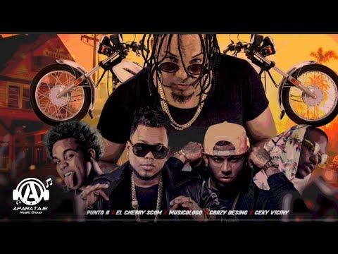 Liquidao Remix - Musicologo X Punto A X Crazy Desing X Ceky Viciny X Cherry Scom (Dj Patio Music)