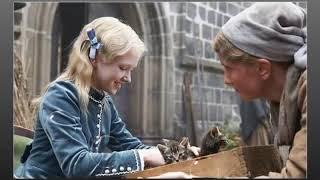 《海蒂和爷爷》:最终纯真可爱的海蒂打破了爷爷内心的冰冷
