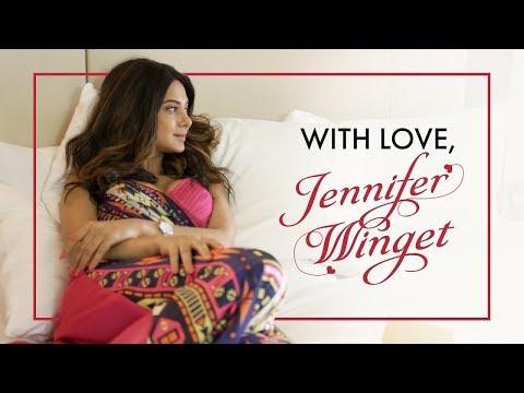 With Love Jennifer Winget | S01E01 | Pinkvilla | Lifestyle | Bepannaah