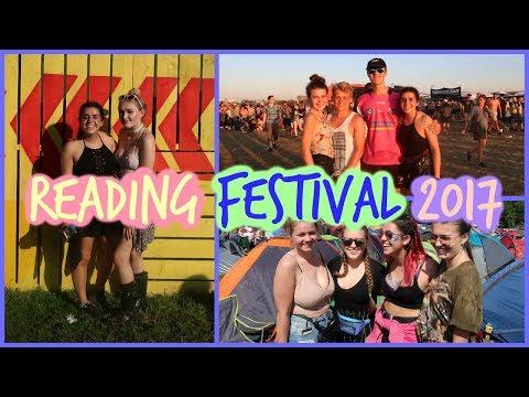 READING & LEEDS FESTIVAL 2017 - THE VLOG //  Emily Anna