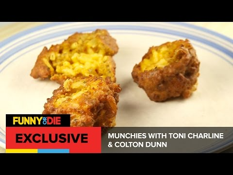 Munchies with Toni Charline & Colton Dunn