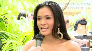 Video Janine Tugonon, Official Candidate Bb. Pilipinas '11 download MP3, 3GP, MP4, WEBM, AVI, FLV Agustus 2018
