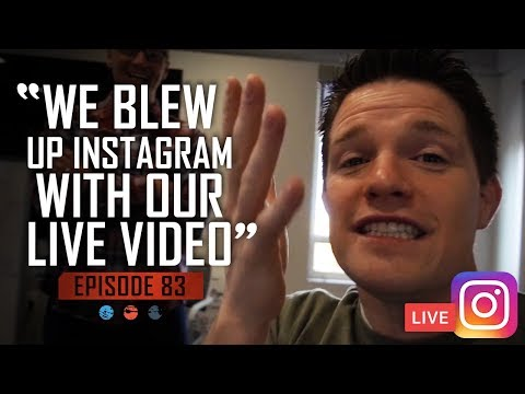 One Instagram feature that let us go from 10 to 2,000 viewers -  Funnel Hacker TV Episode 83