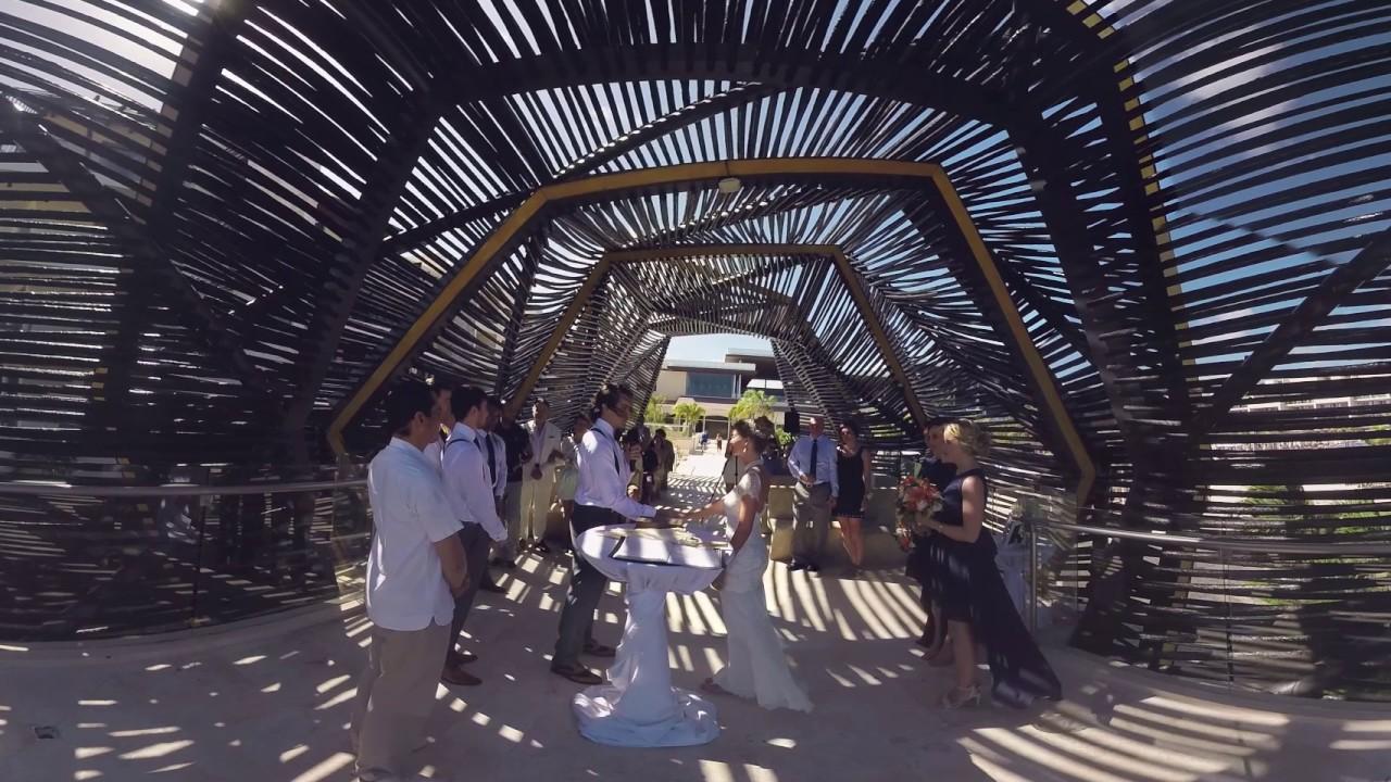 Vr 360 Wedding Ceremony: Royalton Riviera Cancun Wedding Ceremony In 360 VR