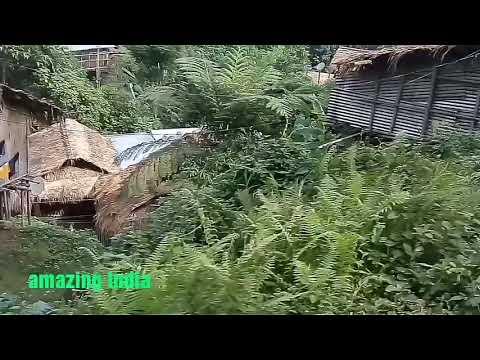 Khonsa Town, Tirap, Arunachal Pradesh