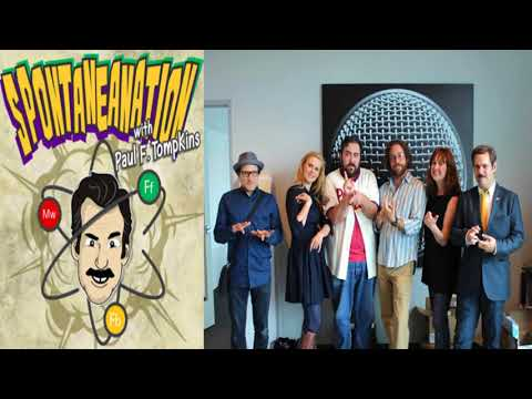 Comedy - Ep.#48 Laundromat (w/ Judy Greer, Jessica Chaffin, Mark McConville, Annie Savage)