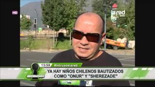 Ya hay niños chilenos bautizados como Onur y Sherezade