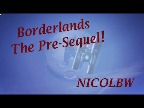 Borderlands PreSequel Ep12: Third Weapon Slot