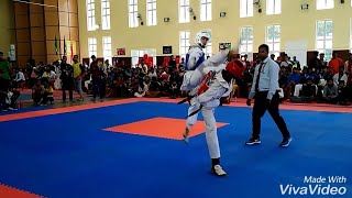 48th K.V.S National taekwondo Championship 2017 held at guwahati......