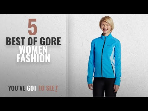 Gore Women Fashion [2018 Best Sellers]: Gore Bike Wear Women's Alp-X Windstopper Soft Shell Jacket,