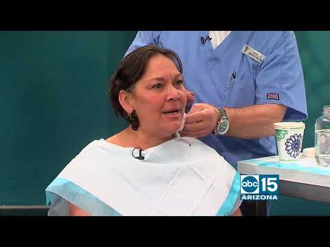 Arizona Leech Therapy helps a valley woman get relief from migraines and other ailments