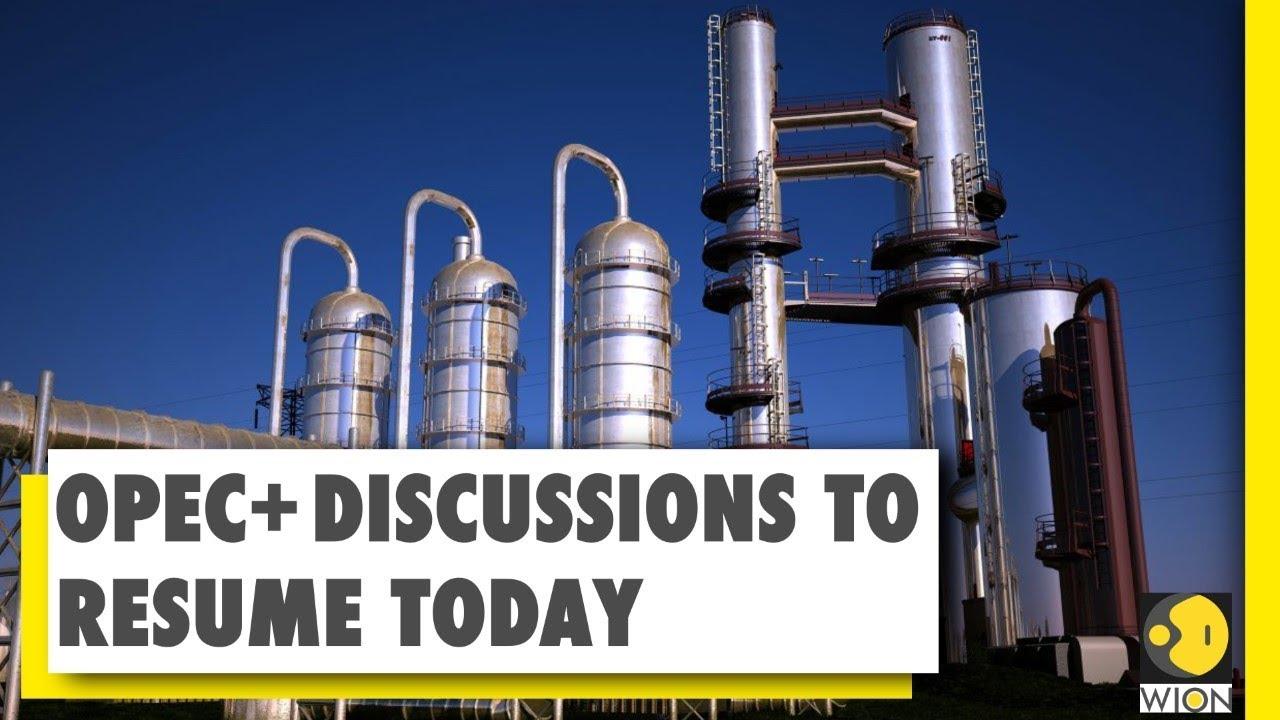 Saudi & Russia oil deal under threat, US pressure underlines record oil cut | OPEC | Fuel Demand