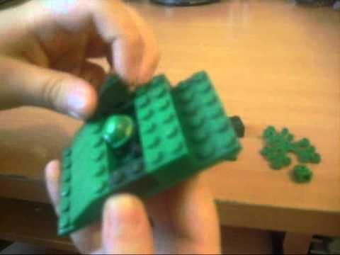 Как сделать тайник из Лего.wmv