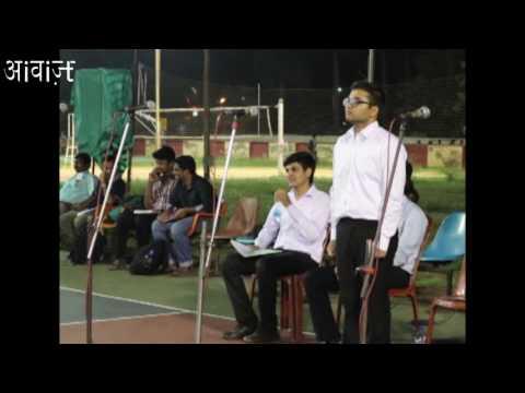 SOAPBOX Aman Choudhary, Candidate General Secretary Social and Cultural, 2017-18