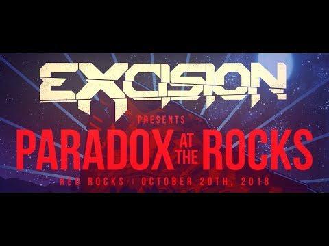 Excision - Paradox at The Rocks 2018 - Official Recap Video