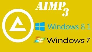 Descargar AIMP 3 Full 2014 Para Windows 8.1/ win 7 by jebb
