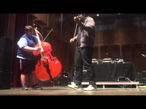 Black Violin Masterclass 4
