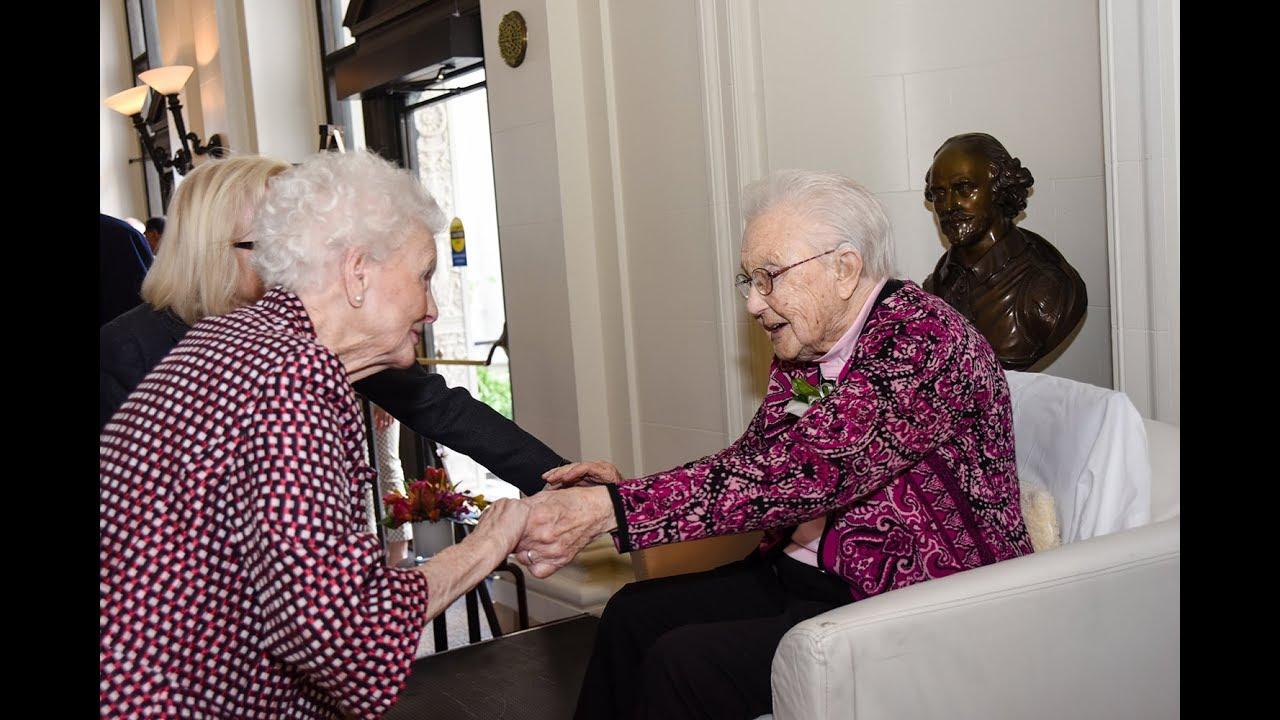 Overview: Mary Mardel, RSCJ, 100th Birthday Celebration