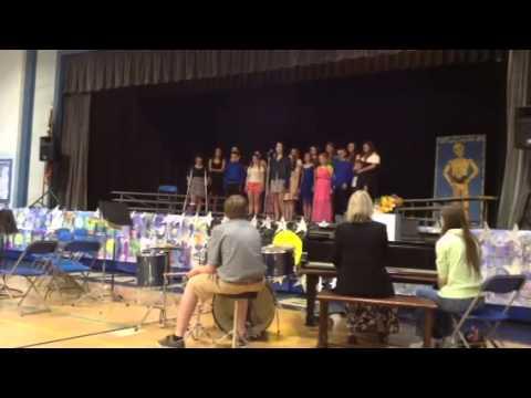 Walpole Elementary School Spring Concert