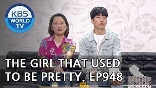 The Girl That Used to be Pretty I  밥 잘 사주는 예뻤던 누나 [Gag Concert / 2018.05.19]