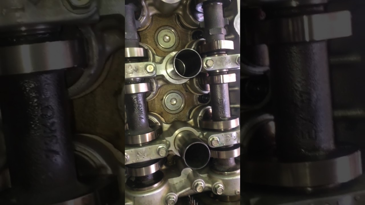 kseries timing chain setting 100%  YouTube
