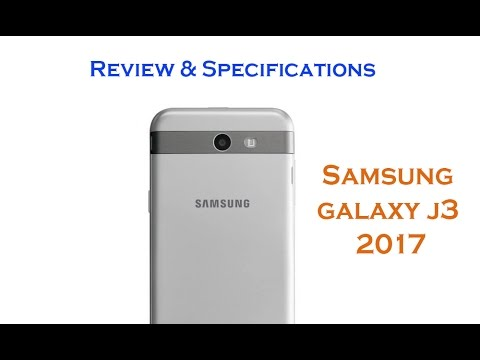 Samsung Galaxy J3 2017 Review & Specs