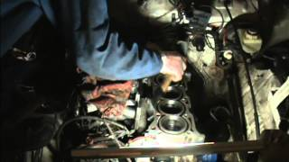 Engine head gasket replacement and little bit more