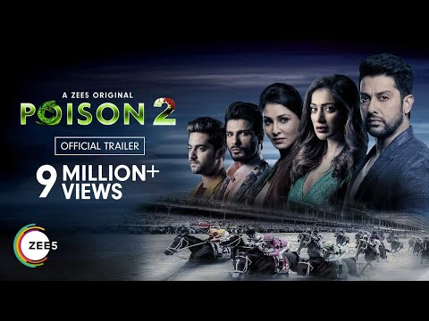 Poison 2   Official Trailer   A ZEE5 Original   Premieres 16th October on ZEE5