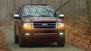 Test Drive: 2015 Ford Expedition