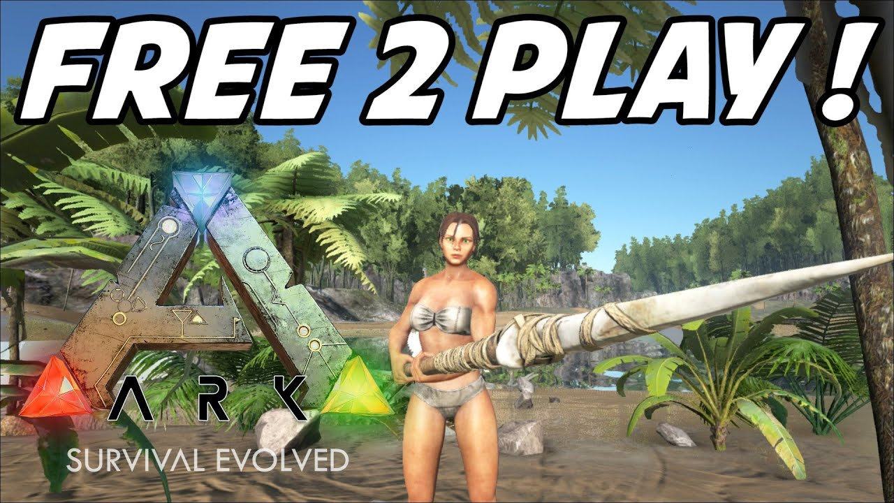play ark survival evolved for free