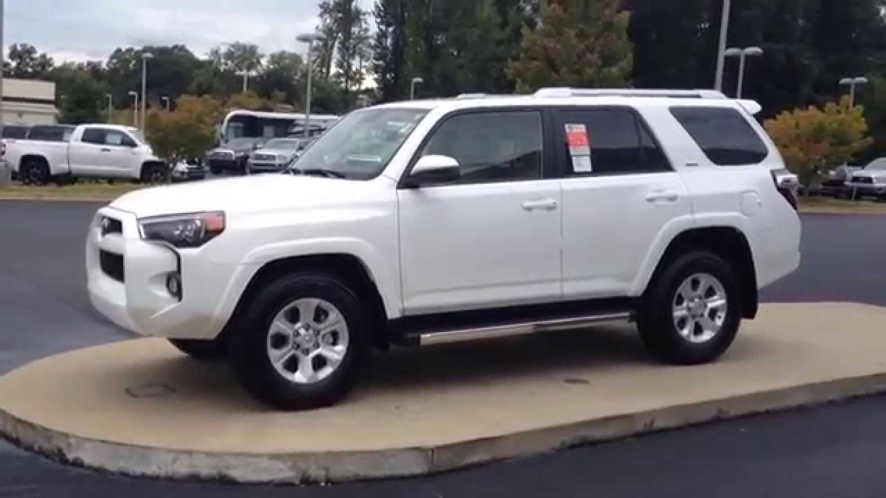 julia's 2015 toyota 4runner sr5gerald - youtube