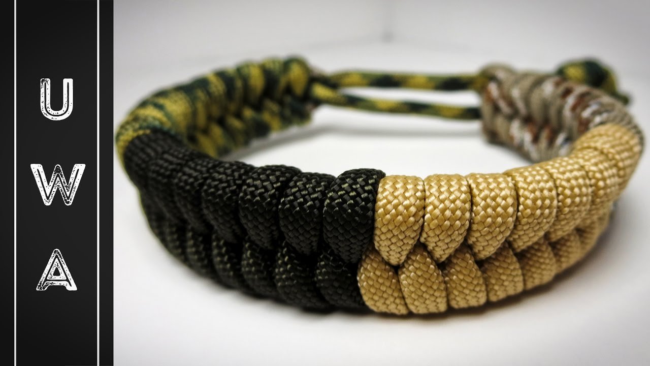 How To Make A 4 Color Fishtail Paracord Bracelet Mad Max