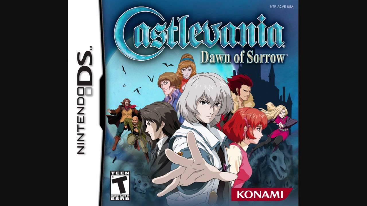 dawn of sorrow cheats