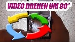 VIDEO DREHEN Anleitung -  Android Smartphone