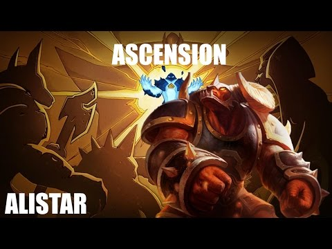 """Ascension #3 """"Alistar"""" League of Legends (No Comment) Gameplay"""